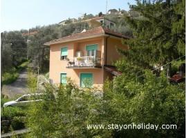Accogliente villetta a pochi minuti dal mare, Diano S.P. (IM), Liguria