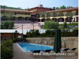 Moderno residence con piscina e centro wellness, Manerba del Garda (BS), Lombardia