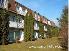 Confortevoli appartamenti a pochi passi dalla rinomata area termale di Warmbad, Villach (Austria)