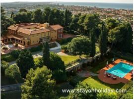 Emozionante villa con piscina e parco privato, Gradara (PU), Marche