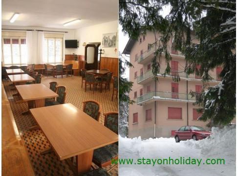 Accogliente casa per gruppi, Andalo (TN), Trentino
