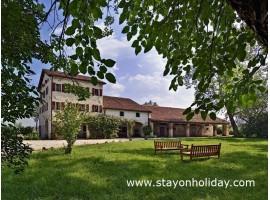 Regalatevi un soggiorno immersi nella quiete e nelle comodità di un'antica casa colonica del Veneto