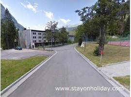 Imponente struttura per gruppi, Sella Nevea (UD), Friuli