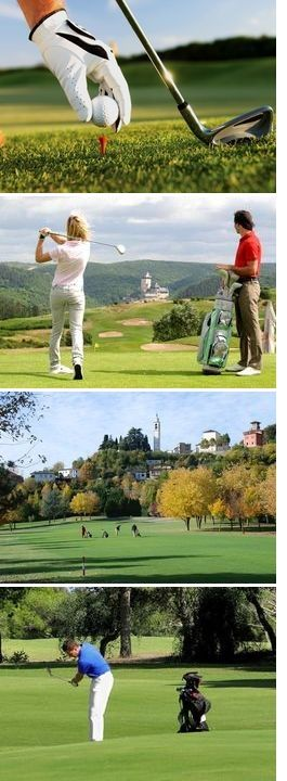 Golf in Veneto